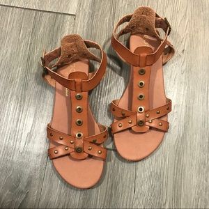 Coconuts by Matisse Studded Gladiator Sandals